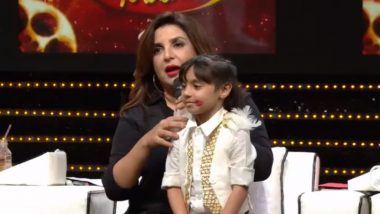 Dance India Dance Li'l Master Written Episode Update, May 6, 2018: Farah Ki Farmayish Made all Last Seasons' Winners to Join The Contestants on Stage