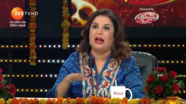 Dance India Dance Li'l Master Written Episode Update, May 27, 2018: Farah Khan Reveals The Reason Behind Her Marriage to Shirish Kunder And it is Very Surprising!