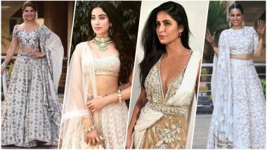 Sonam Kapoor-Anand Ahuja Sangeet Ceremony: Best Dressed Celebs Who Attended the Pre-wedding Function
