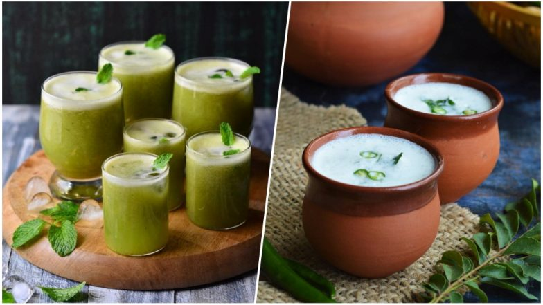 Indian-Summer Traditional Drink Recipes Popular in Different States of India to Beat the Heat this Season
