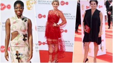 BAFTA 2018 Red Carpet: Worst Dressed Celebs Who Clearly Missed the Mark at the TV Award Show