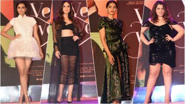 Veere Di Wedding Music Launch: The Cast is Giving Fashionistas a Run For Their Money