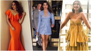 Bollywood Fashion Goals in Pics: Priyanka Chopra in Lingerie Blazer Leads the Celebs Who Slayed This Week with Their Style Statements