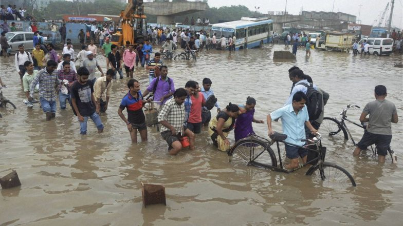 Floods Ravage Tripura Leaving Six Dead, Over 3,000 Displaced; CM Biplab Kumar Deb Out of State