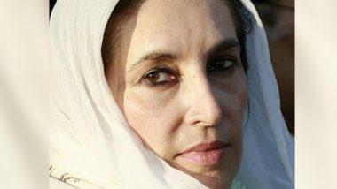 Benazir Bhutto's Assassination Case: 5 Suspected Members of Tehreek-I-Taliban Pakistan Bailed