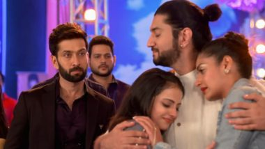 Ishqbaaz 4th May 2018 Written Update of Full Episode: Shivay-Omkara Reveal That Anika- Gauri Are Sisters