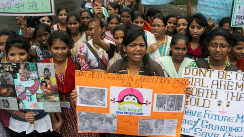 Gender Discrimination in India Kills 230,000 Girls Under Age of 5 Reveals a Shocking Study!