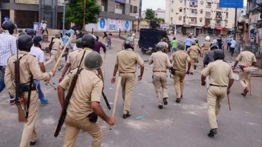Gujarat Government to Recruit Over 10,000 Police Personnel: Minister