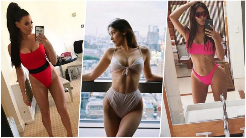 Nude or topless women