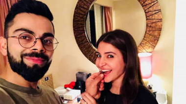Birthday Gal Anushka Sharma Posts Most Special and Beautiful Photo Ever With Hubby Virat Kohli -View Pic!