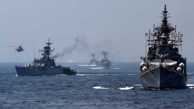 After Lull in Ties, India Sends Warship To Maldives For Joint Surveillance