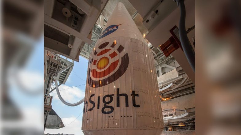 NASA Launches Mars Lander InSight to Study 'Marsquakes' on the Red Planet