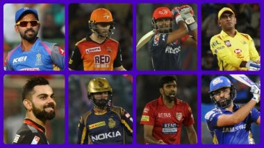 IPL 2018 Playoffs: These Teams Look Favourites to Take the top Four Spots on the Points Table