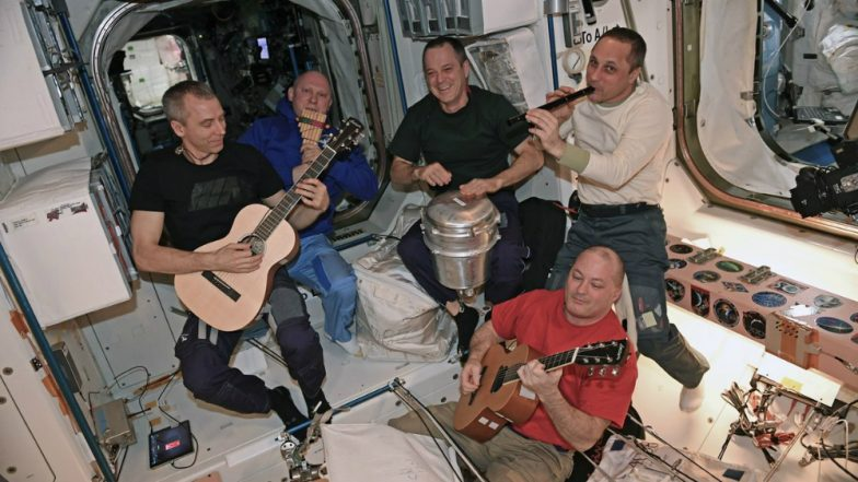 AstroHawaii, The Band Formed by NASA Astronauts in the ISS to Jam in Space
