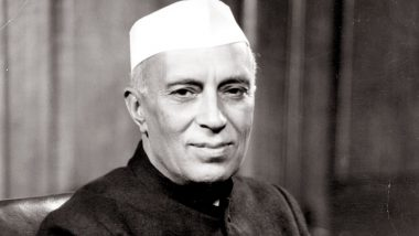 Jawaharlal Nehru Birth Anniversary: PM Narendra Modi, President Ram Nath Kovind Pay Tribute to India's First Prime Minister