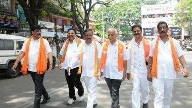 BJP MLA B. N. Vijay Kumar From Jayanagar Dies of Cardiac Arrest During Karnataka Election Campaign