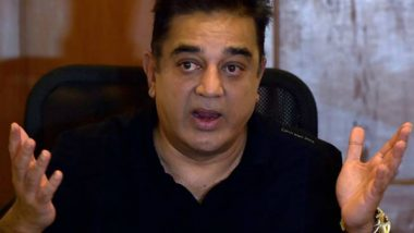 Godse Remark Row: Kamal Haasan Says 'Not Afraid of Being Arrested, Every Religion Has Its Own Terrorist'