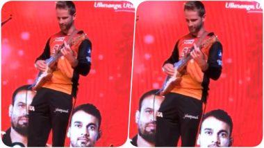 IPL 2018 Diaries: Sunrisers Hyderabad Captain Kane Williamson Plays Guitar Like A Pro