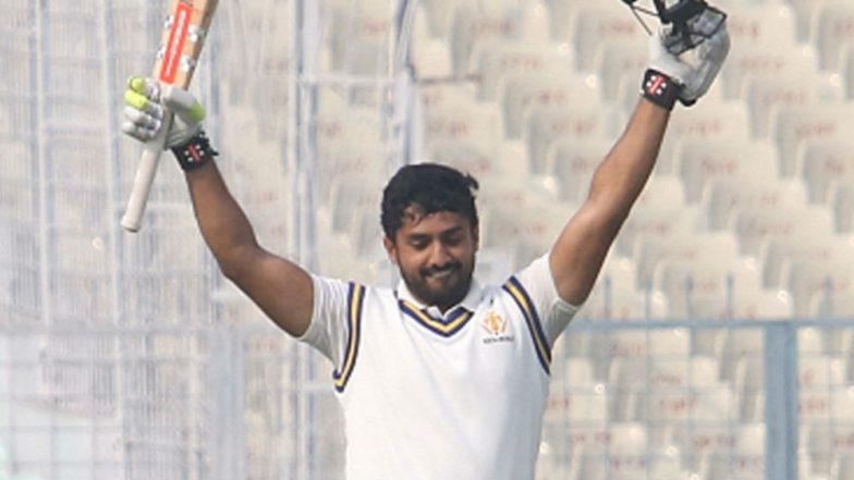 India vs West Indies: Karun Nair to Lead Board President's XI in Warm-Up Match at Vadodara From September 29