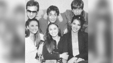 Preity Zinta's Throwback Picture With Shah Rukh Khan, Priyanka Chopra and Other Co-Stars Will Make You Nostalgic