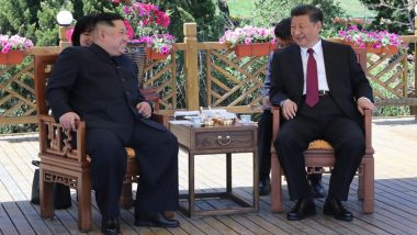 North Korean Leader Kim Jong-un Visits China on Invitation From President Xi Jinping