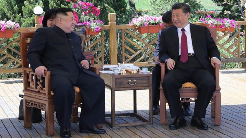 Kim Jong-un Makes Second Surprise Visit to China To Meet Xi Jinping
