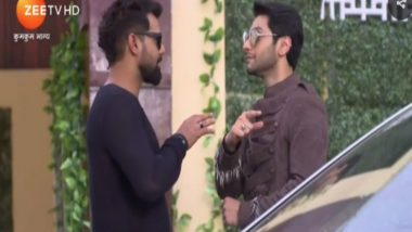 Kumkum Bhagya 7th May 2018 Written Update of Full Episode: Abhi And King at Loggerheads From Their First Meeting