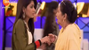 Kumkum Bhagya 11th May 2018 Written Update of Full Episode: Pragya Comes Face To Face With Dadi