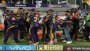 How to Watch KKR vs SRH, IPL 2020 Live Streaming Online in India? Get Free Live Telecast Kolkata Knight Riders vs Sunrisers Hyderabad Dream 11 Indian Premier League 13 Cricket Match Score Updates on TV