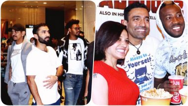 IPL 2018 Diaries: Team Kolkata Knight Riders Watched Deadpool 2 Ahead of Their Tie Against Rajasthan Royals