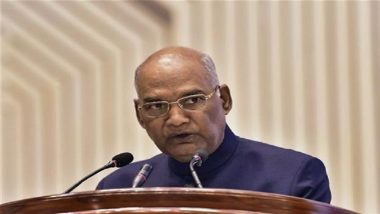 Two Crore Houses to Be Built in Villages Under PMAY in Three Years, Says President Ram Nath Kovind