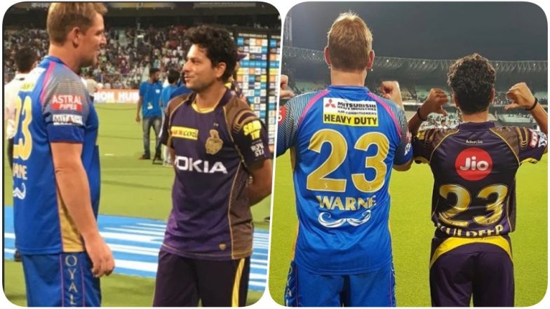 IPL 2018 Shane Warne's Presence Helped KKR's Kuldeep Yadav Register His Best Figures of 4-20