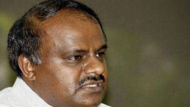 HD Kumaraswamy Reacts on Amit Shah's 'Unholy' Remark, Asks Is It Holy to Purchase Legislators Elected on Other Party Symbols?