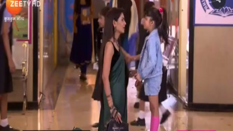 Kumkum Bhagya 21st May 2018 Written Update of Full Episode: Kiara Calls Abhi