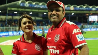 Virender Sehwag on Stepping Down From KXIP, 'It Was Their Decision, I Had No Role in Decision-Making Process'