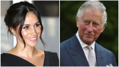 Prince Harry- Meghan Markle Royal Wedding: Prince Charles Will Walk The Bride Halfway Down The Aisle