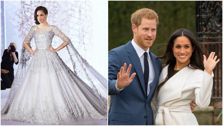 Meghan Markle and Prince Harry Royal Wedding: Bride's Wedding Dress Worth £100,000 Revealed
