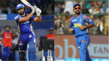 RR vs MI Head-to-Head Record: Ahead of IPL 2019 Clash, Here Are Match Results of Last 5 Rajasthan Royals vs Mumbai Indians Encounters!