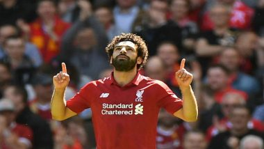 Football International Champions Cup 2018: Mohamed Salah Fans in New York Sing Songs for Him; Watch Video