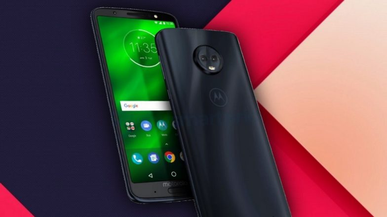 Moto G6 Play & Moto G6 India Launch on June 4; Features, Specs & Other Details