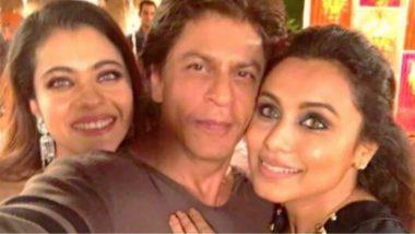 Not Anushka Sharma-Virat Kohli but Shah Rukh Khan-Kajol-Rani Mukerji to Be Karan Johar's First Guests on Koffee with Karan 6