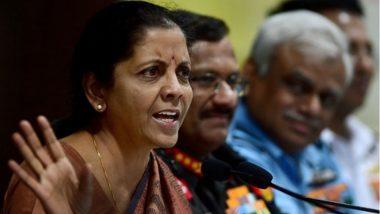 IAF Balakot Strike Not Related To Polls, No Official Death Toll, Says Nirmala Sitharaman