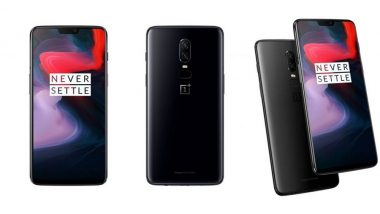 OnePlus 6 Leaked Photos: Smartphone Fully Revealed in New Images by Amazon Germany Ahead of Launch