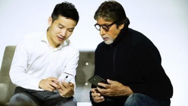 Amitabh Bachchan Accidentally Teased the Most Awaited New OnePlus 6 Smartphone on Twitter Ahead of its India Launch; Pics Deleted