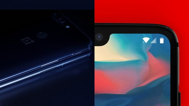 OnePlus 6 Fast AF Sale Announced: Pre-Book New OnePlus 6 from 13 May to 16 May on Amazon