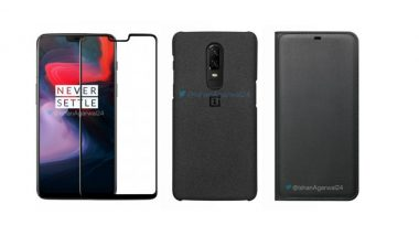 OnePlus 6 Accessories with Prices Leaked Ahead of Global Launch; Expected Price in India, Features, Specifications & Other Details