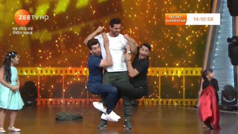 Dance India Dance Li'l Master Written Episode Update, May 26, 2018: John Abraham Promotes Parmanu as The Kids Dedicate Their Acts to Soldiers