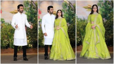 Did Alia Bhatt and Ranbir Kapoor's 'Romance' Get an Emoji Nod From Shaheen Bhatt?