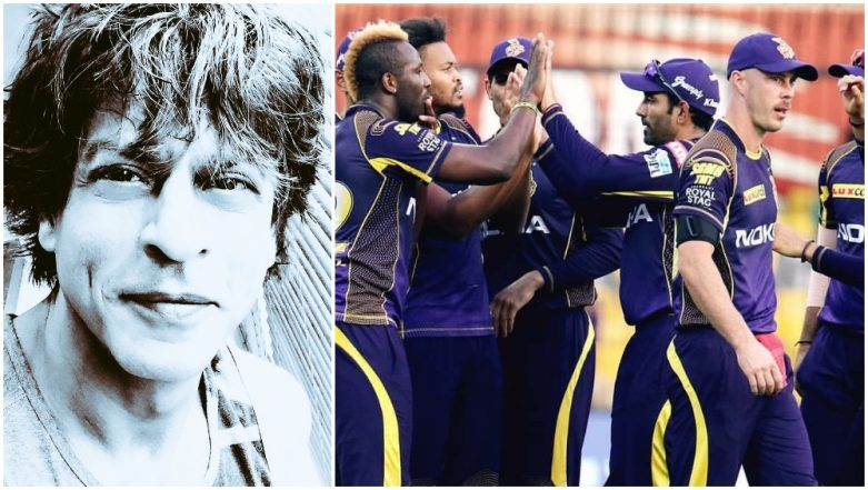 Shah Rukh Khan Finds A Reason to Smile After Kolkata Knight Riders' Win Over Kings XI Punjab in IPL 2018 - Read Tweet