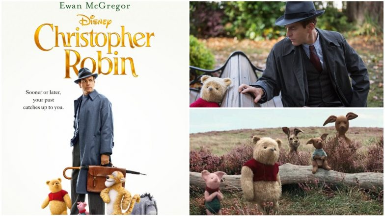 Christopher Robin Trailer: Ewan McGregor Teams Up with Winnie The Pooh In this Tale of Friendship and Nostalgia